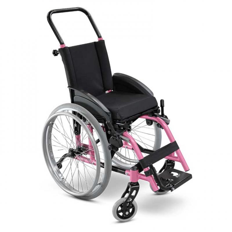 Cadeira de Rodas Genesys Infantil