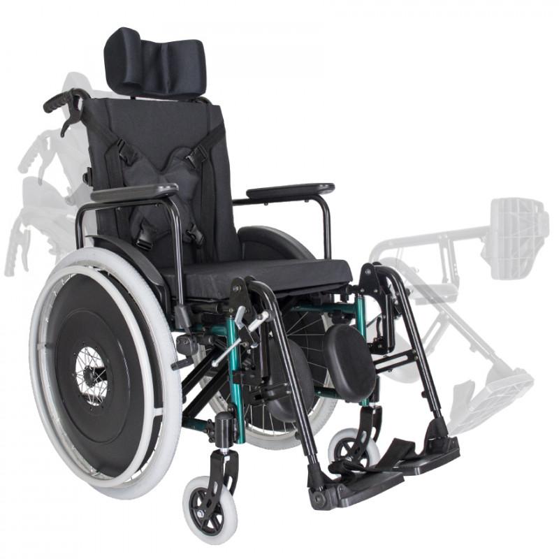 Cadeira de Rodas MA3R Reclinável